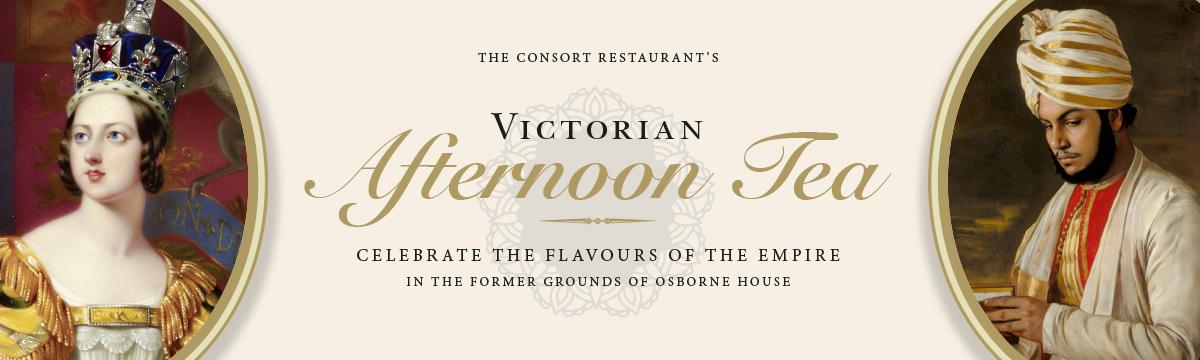 Victorian Afternoon Tea Web Banner