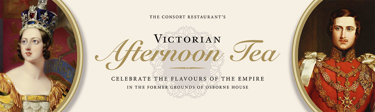 Victorian Afternoon Tea Web Banner