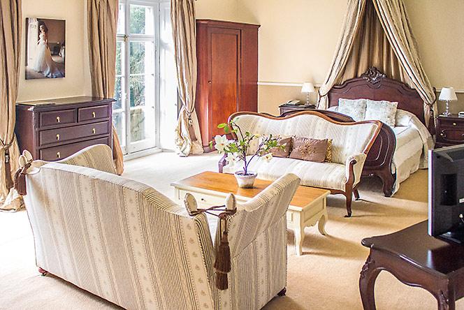 Luxury Double Suite (Bridal Suite)